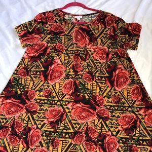 Large LuLaRoe Carly Dress